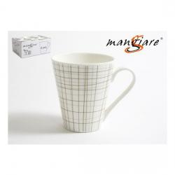 MUG CONICA, MANGIARE, -NOTEBOOK-, 325CC.