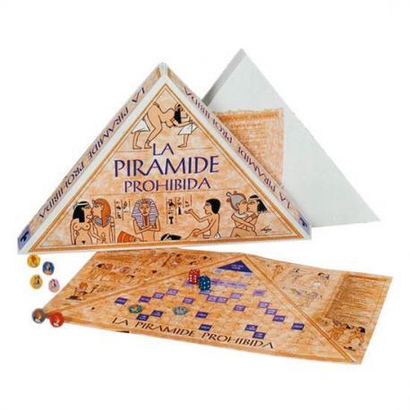 LA PIRAMIDE PROHIBIDA - Imagen 1