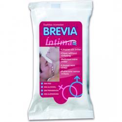 TOALLITAS BREVIA INTIMA 12 UDS. - Imagen 1