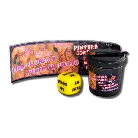 Comprar bote pintura 1 oz dado cuerpo online for Bote de pintura precio