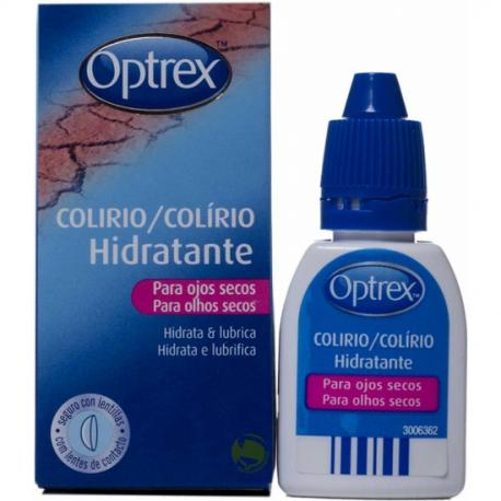 OPTREX COLIRIO HIDRATANTE PARA OJOS SECOS - Imagen 1