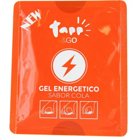GEL ENERGETICO SABOR COLA 25 GR - Imagen 1