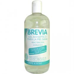BREVIA GEL ANTISEPTICO 500 ML. - Imagen 1