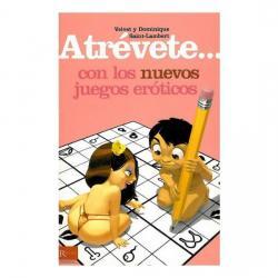 ATREVETE... CON LOS NUEVOS JUEGOS EROTICOS - Imagen 1