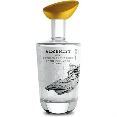 GINEBRA ALKKEMIST GIN - Imagen 1