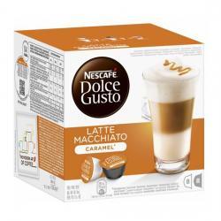 DOLCE GUSTO - LATTE MACHIATO CARAMEL - Imagen 1