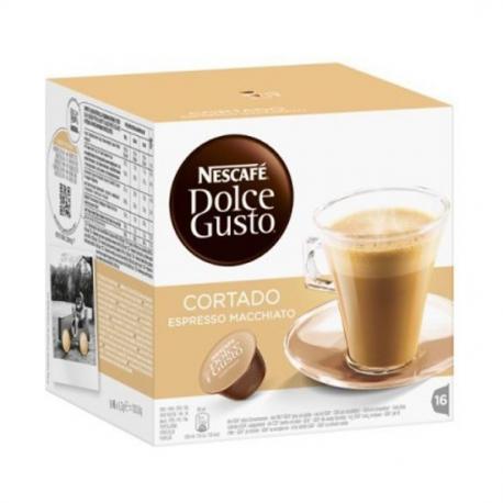 DOLCE GUSTO - CORTADO ESPRESSO MACCHIATO - Imagen 1
