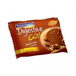 DIGESTIVE CHOCOLATE GO 33 gr - Imagen 1