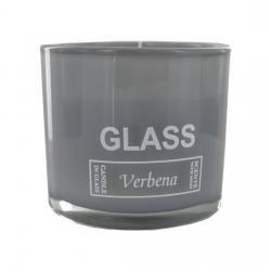 VELA PERFUMADA GLASS VERBENA