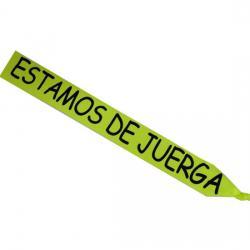 BANDA ESTAMOS DE JUERGA NEGRO - Imagen 1
