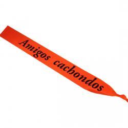 BANDA NARANJA AMIGOS CACHONDOS - Imagen 1