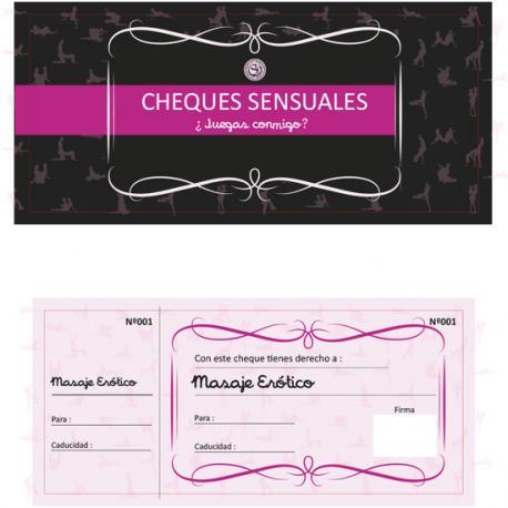 CHEQUES SENSUALES - Imagen 1