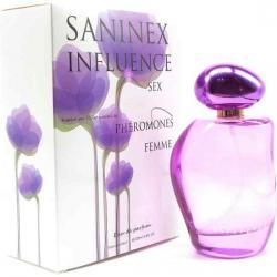 SANINEX PERFUME PHÉROMONES SANINEX INFLUENCE SEX WOMAN - Imagen 1