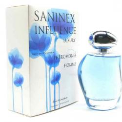 SANINEX PERFUME PHÉROMONES INFLUENCE MOD. LUXURY MEN - Imagen 1