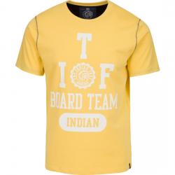 CAMISETA INDIAN BOARD TEAM - YELLOW - Imagen 1