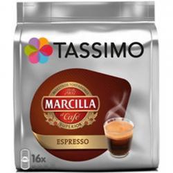 TASSIMO ESPRESSO MARCILLA, 16 CÁPSULAS - Imagen 1