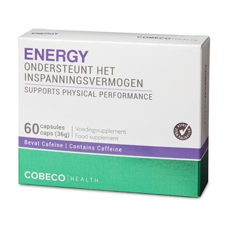 CÁPSULAS COBECO ENERGY (60UDS) - Imagen 1