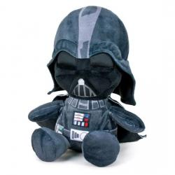 PELUCHE DARTH VADER STAR WARS EPISODE VII 30 CM - Imagen 1