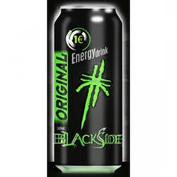BLACK SIDE ENERGY DRINK 500ML - Imagen 1