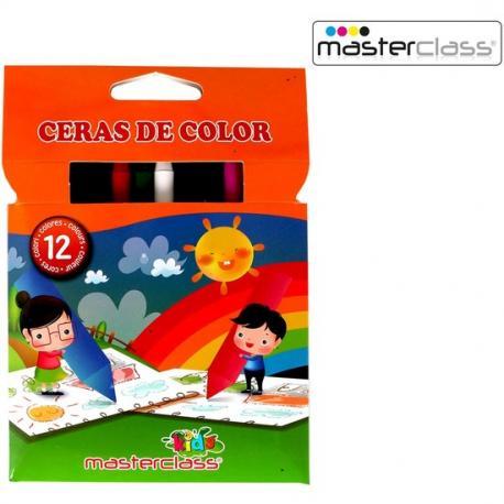 SET 12 UDS CERAS DE COLOR MASTERCLASS - Imagen 1