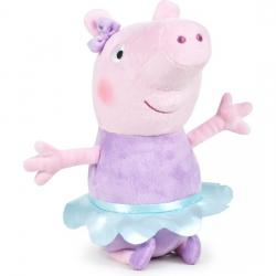 PEPPA PIG DANCING 45CM - PEPPA PIG READY FOR FUN - Imagen 1