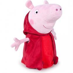 PEPPA PIG RED RIDING HOOD 45CM - PEPPA PIG READY FOR FUN - Imagen 1