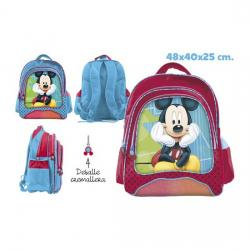 Mochila Escolar, DISNEY, -MICKEY-