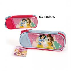 Estuche Escolar, DISNEY, -PRINCESS-